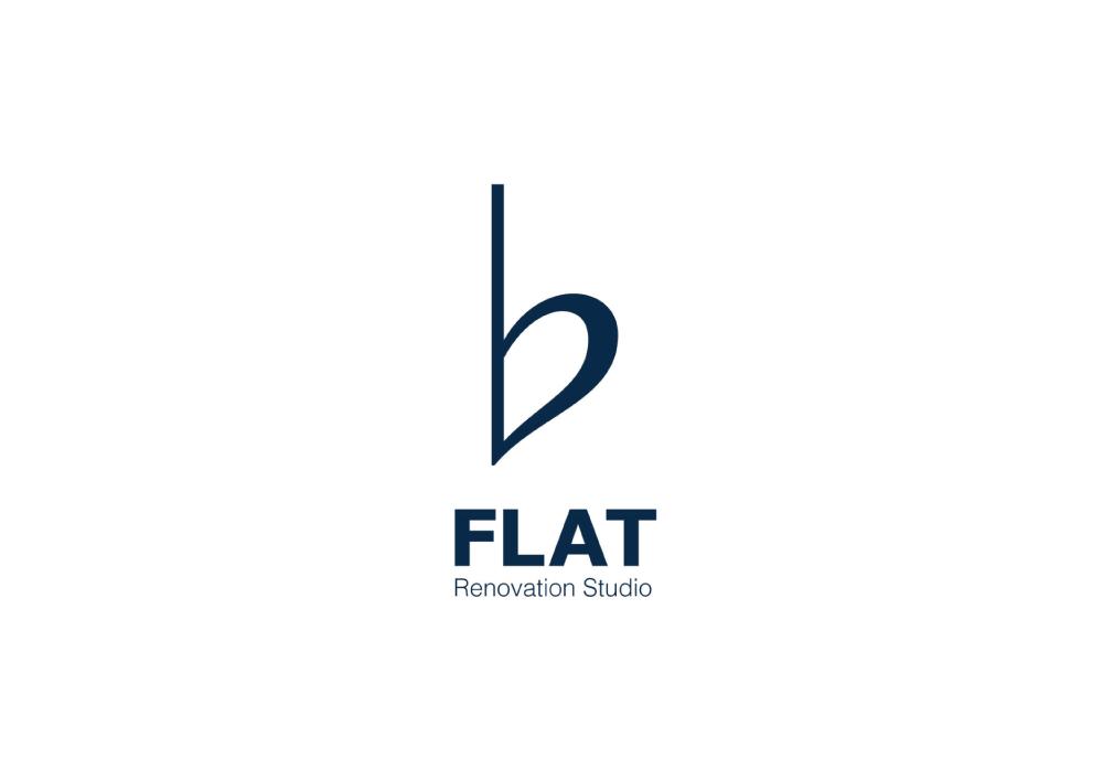 logo / FLAT Renovation Studio 様