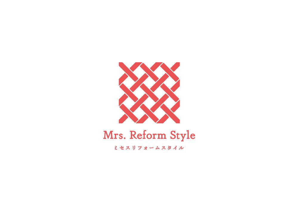 logo / Mrs. Reform Style 様